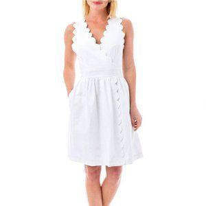 Elizabeth McKay Harbour Island Dress White 6